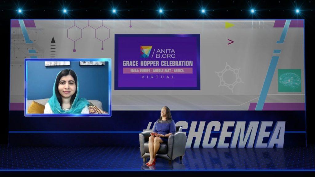 Foto de Primera Virtual Grace Hopper Celebration EMEA