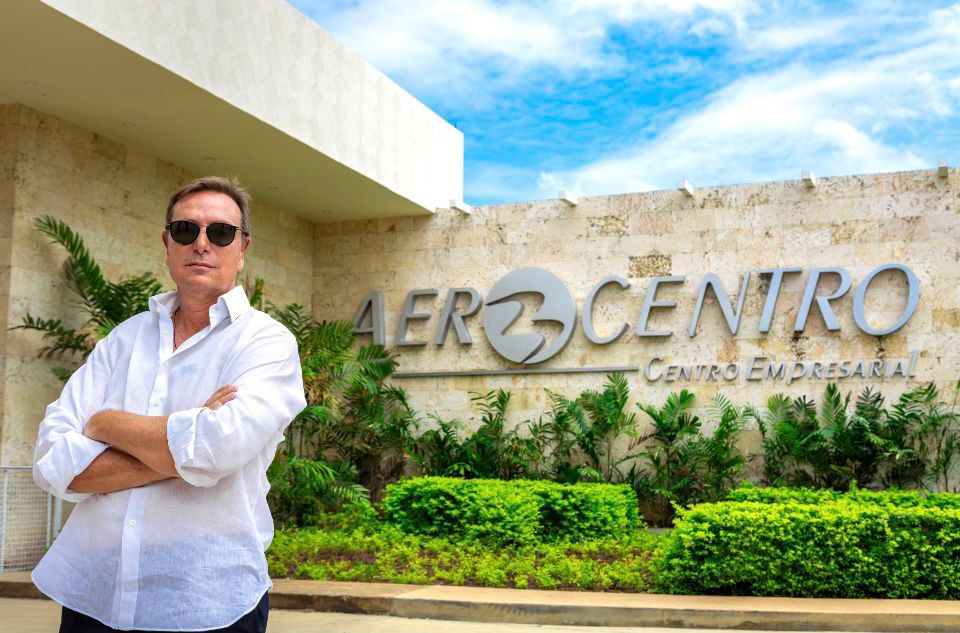 Foto de Constantino Bonaduce en Aerocentro Parque Industrial