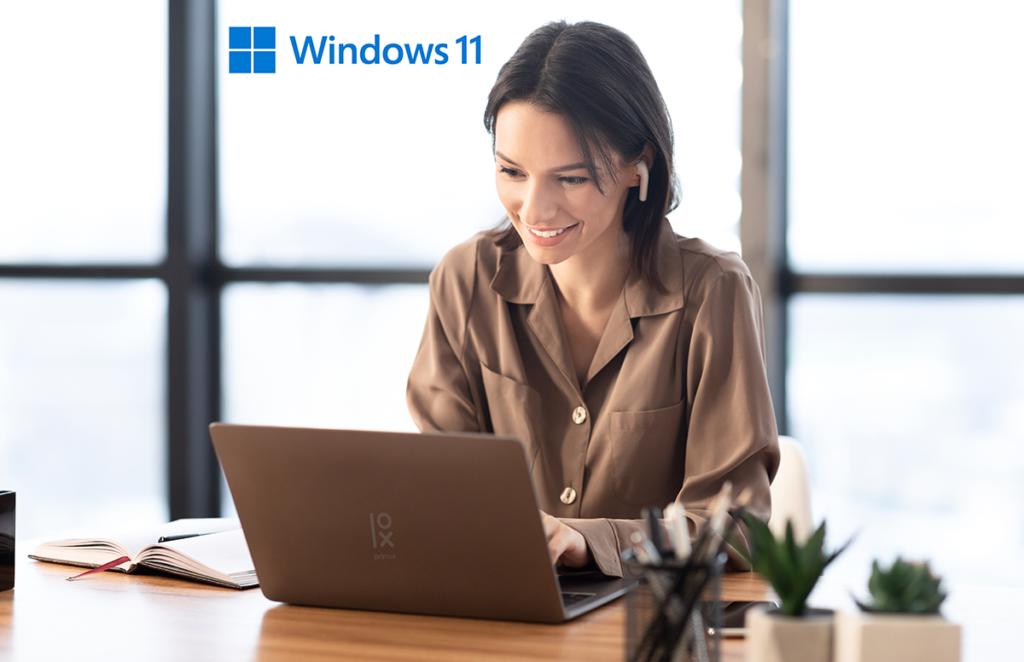 Foto de Windows 11 en Primux